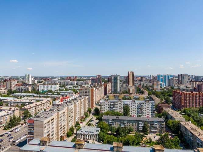 ЖК Дом на Шамшиных в Новосибирске