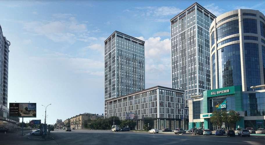 ЖК Richmond Residence в Новосибирске